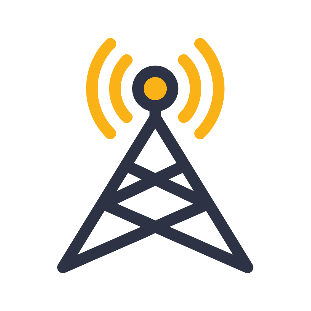 Antena Gyro Marine mulai dari ukuran 0.6m – 2.4m dengan sinyal optimal